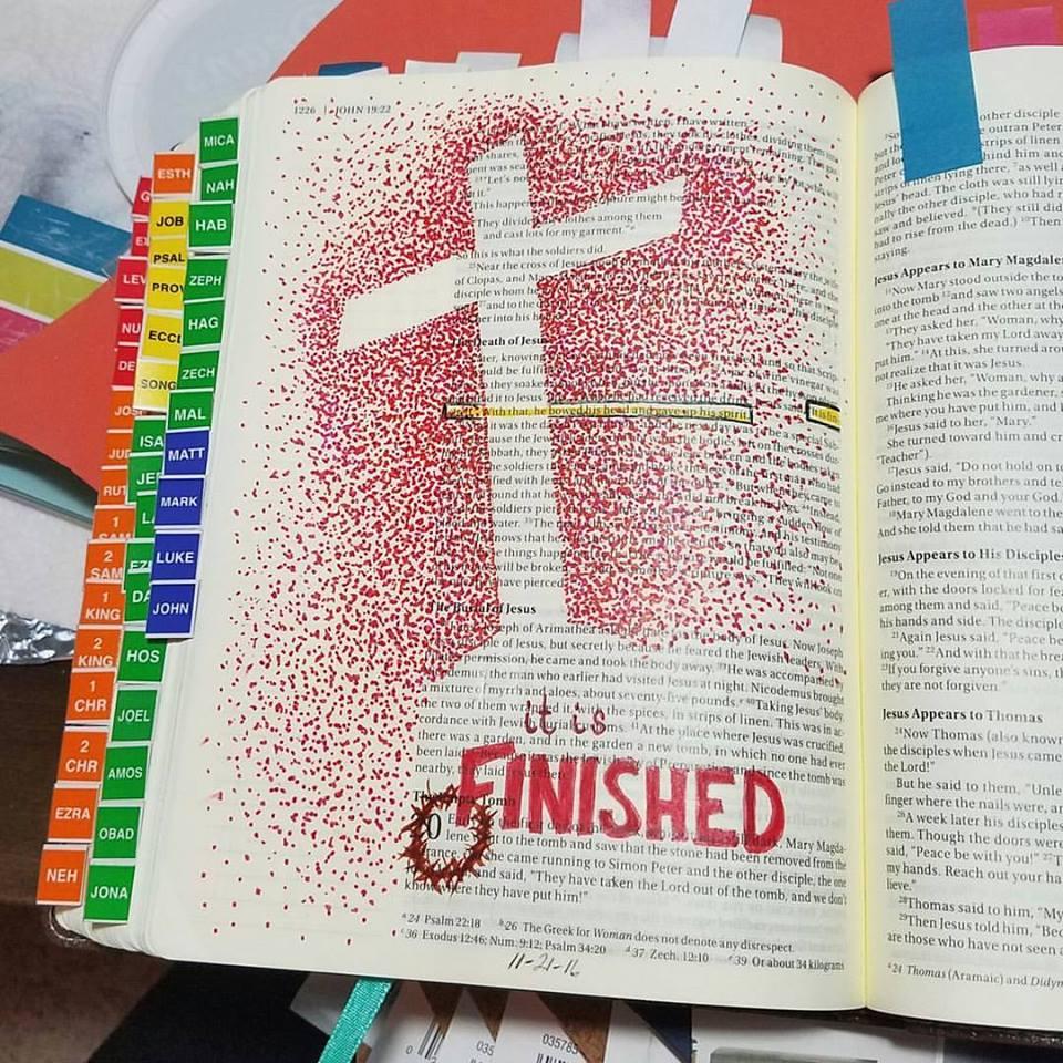 "heART of the Word"" Bible art journaling workshop - Vineyard ..."
